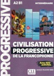 Civilisation progressive de la francophonie A2 B1 intermédiaire