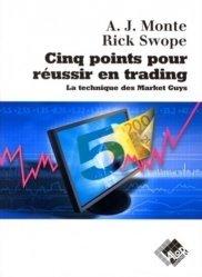 Cinq points pour réussir en trading