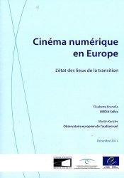 Cinéma numérique en Europe