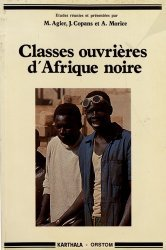 Classes ouvrières d'Afrique noire