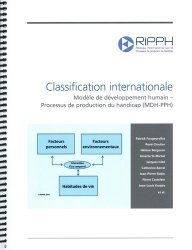 Classification internationale
