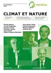 Climat et nature