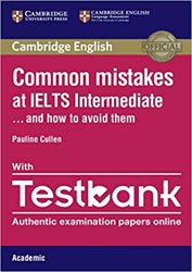 Common Mistakes at IELTS... and How to Avoid Them Intermediate - Paperback with Testbank Academic