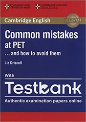 Common Mistakes at PET… and How to Avoid Them - Paperback with Testbank
