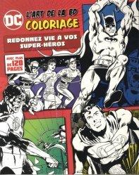 Coloriage DC