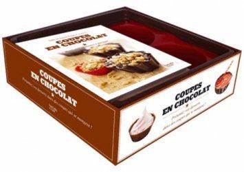 Coffret coupes en chocolat
