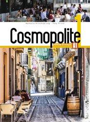 COSMOPOLITE 1 A1 LIVRE ELEVE + DVD