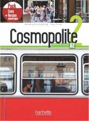 La couverture et les autres extraits de COSMOPOLITE 3 B1