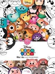 Coloriages anti-stress Tsum Tsum