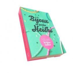 Coffret Bijoux en perles Heishi