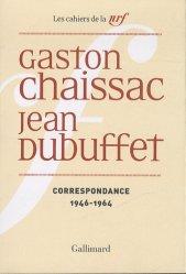 Correspondance 1946-1964