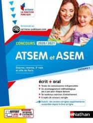 La couverture et les autres extraits de Concours ATSEM/ASEM