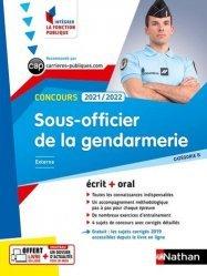 Concours Sous-officier de la gendarmerie Catégorie B