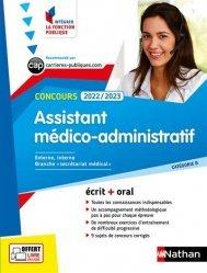 Concours Assistant médico-administratif Catégorie B
