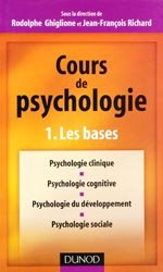 Cours de psychologie - Tome 1