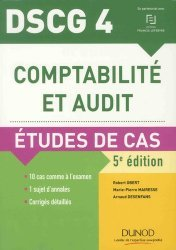 Comptabilité et audit DSCG 4