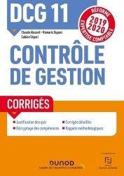 Contrôle de gestion DCG 11
