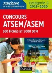 La couverture et les autres extraits de Réussite Concours ATSEM/ASEM