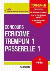 Concours Ecricome Tremplin 1 Passerelle 1