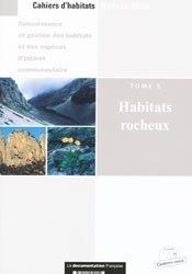 Connaissance et gestion des habitats et des espèces d'intérêt communautaire Tome 5
