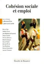 Cohésion sociale et emploi