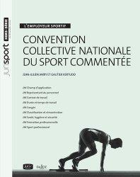 Convention collective nationale du sport commentée