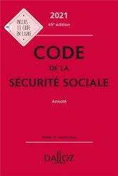 Code de la sécurité sociale annoté