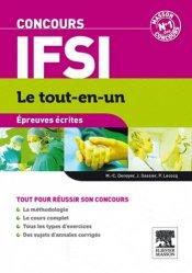 Concours IFSI Épreuves écrites