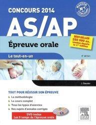 La couverture et les autres extraits de Le vocabulaire médical des AS AP