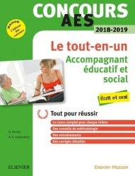 La couverture et les autres extraits de DEAES, diplôme d'Etat d'accompagnant éducatif et social