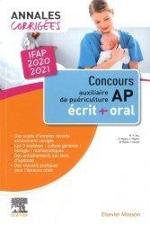 Concours AP écrit + oral