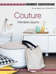 Couture, premières leçons