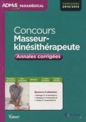 Concours Masseur-kinésithérapeute