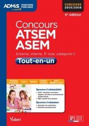 La couverture et les autres extraits de Concours Éducateur territorial de jeunes enfants - Concours 2017