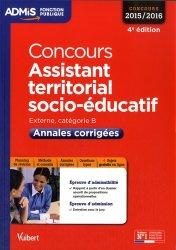La couverture et les autres extraits de Concours ATSEM et ASEM - Catégorie C - Annales corrigées