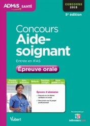 La couverture et les autres extraits de Concours auxiliaire de puériculture