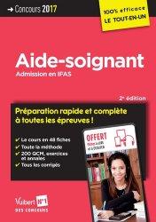 Concours Aide-soignant - Admission en IFAS - Préparation rapide et complète à toutes les épreuves