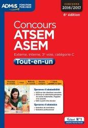 La couverture et les autres extraits de Concours ATSEM / ASEM - Tout en un