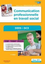 La couverture et les autres extraits de DEES - DC2 Conception et conduite de projet éducatif spécialisé