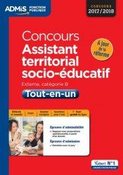 Concours Assistant territorial socio-éducatif - Externe - Catégorie B - Tout-en-un