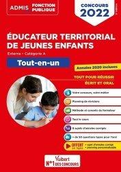 Concours Educateur territorial de jeunes enfants