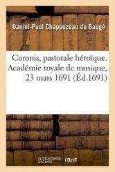 Coronis, pastorale héroïque