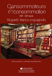 Consommateurs & consommation XVIIe-XXIe siècle