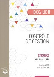 Contrôle de gestion DCG UE11