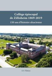 Collège épiscopal de Zillisheim 1869-2019