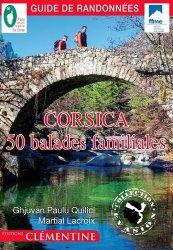 Corsica 50 balades familiales