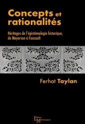 Concepts et rationalités