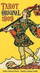Coffret Tarot original 1909