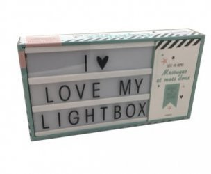 Coffret lightbox