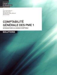 Comptabilité générale des PME